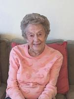 Lorraine Herrmann (1924 - 2018)