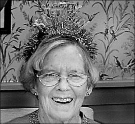 Madeline Barbara Ricker