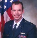"""Maj. James Christopher """"Chris"""" Pittman, USAF"""