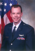 "Maj. James Christopher ""Chris"" Pittman, USAF (1975 - 2018)"