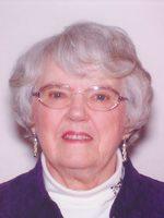 Marie Ann Jacobson (1927 - 2017)