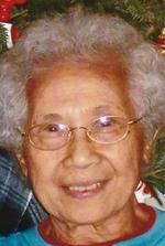 Marie Peters (1923 - 2017)