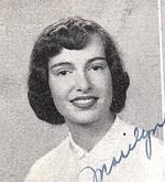 Marilyn McAlear (1935 - 2018)