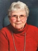 Mary Caroline Eklof (1922 - 2018)