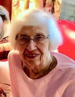 Mary (Corky) Clarke (1922 - 2018)