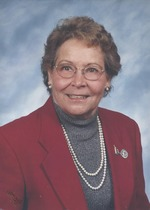 """Mary Constance """"Connie"""" Hoxie (1928 - 2018)"""
