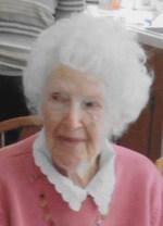 Mary S. Teague (1913 - 2018)