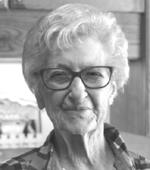 Mayme Boyd Berg (1918 - 2018)