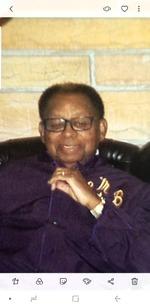 Pastor I.J. Johnson
