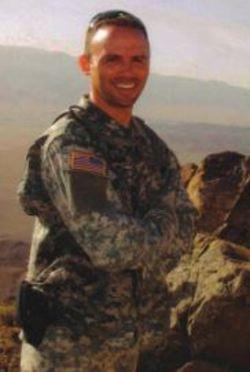 Patrick_Magnani Master Sergeant U.S. Air Force