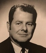 Raymond Peter Johnston (USN, Ret.) (1932 - 2018)