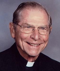 Rev. Monsignor Cleo S._Schmenk