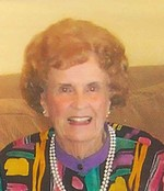 Rita Claire Pollen (1919 - 2018)