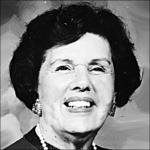 Rosalie List Israel (1927 - 2018)