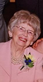 Rosamond Meyer (1920 - 2018)