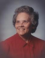 Ruby B. Irby Webb (1926 - 2018)