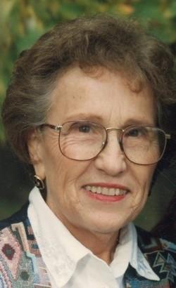 Ruth Dottie_Fredrickson