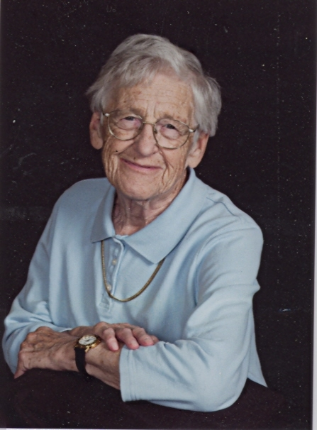 This online memorial is dedicated to Ruth Elizabeth Hanson. It is a ...