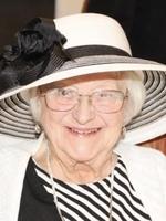 Ruth Elizabeth Hutton (1923 - 2018)
