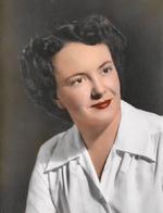 Ruth Elvira James (1923 - 2018)