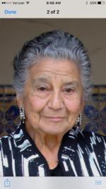 SALOME VALDEZ LOZOYA (1928 - 2018)