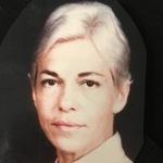 Sandra Tavenner Fentress (1936 - 2018)