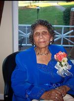 Sarah B. Harris (1927 - 2018)