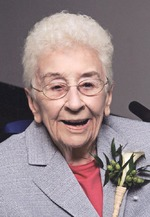 Sister Madeline Gill, RSM