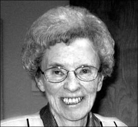 Sister M. Bonaventure Catherine_Granfield