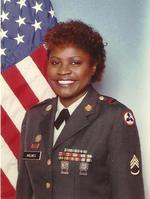 "Staff Sergeant  Willien ""Jackie"" Smith Holmes (1956 - 2018)"