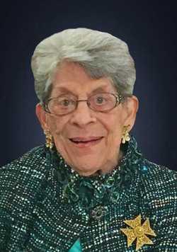 Stella R. Georgantas (1927 - 2018)