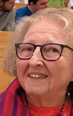 Susanne Teresa Crownhart (1945 - 2018)
