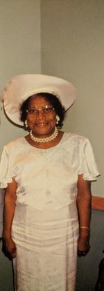 Susie Steele (1935 - 2018)