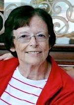 Suzanne Marie Robertson (1941 - 2018)