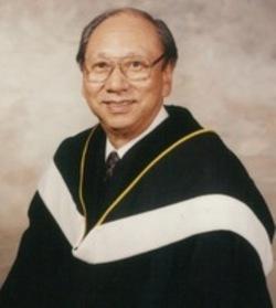 The Rev. Choon D._Suh