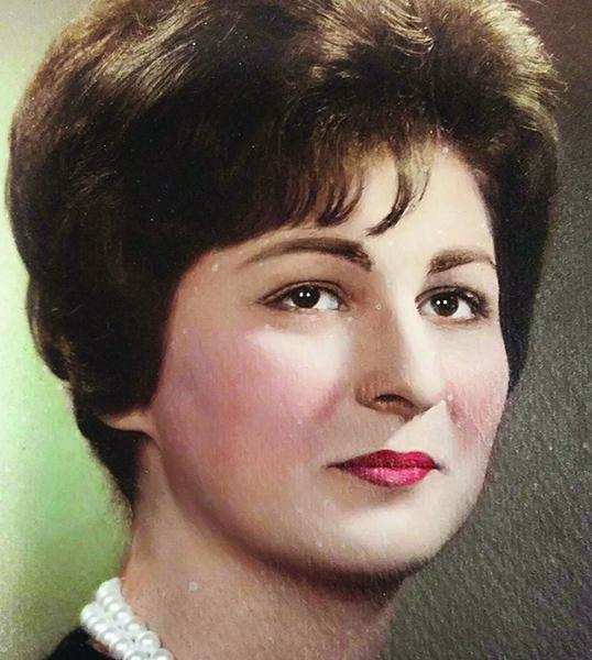 Theodora B. Marinetto (1935 - 2016)
