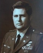 Thomas Gardner Hines, Lt. Col, US Army, Retired
