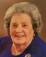 Vera Inez Denham Merritt (1919 - 2018)