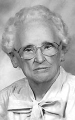 Violet Jacobson (1914 - 2018)