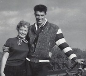 Walter and Daphne Elaine_Kazor