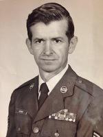 Wasco Andy Kotrick, MSgt. USAF (Ret.) (1936 - 2018)