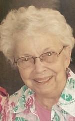 Zenna Haggard Peacock Crawford (1924 - 2018)
