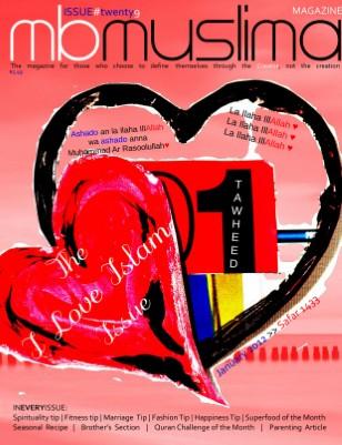 January 2012 - I Love Islam