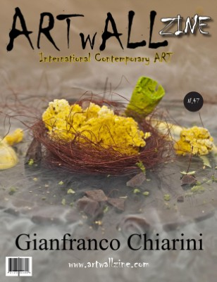ARTwALL zine n.47:Gianfranco Chiarini| Art Culinary