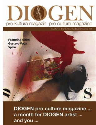 DIOGEN pro art magazine No 15. special November 2011