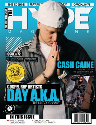 The Hype Magazine issue #72