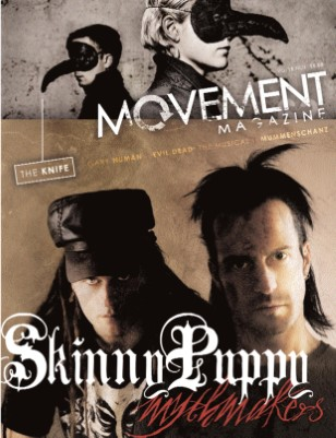 02.2007 Skinny Puppy, The Knife, Evil Dead:The Musical