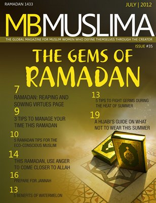 The Gems of Ramadan
