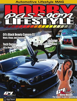 Hobby Passion Lifestyle Issue 2