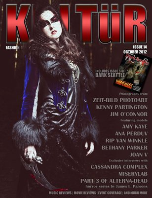 Kultur - Issue 14 - October 2012